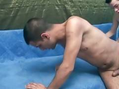 Tough Guy Loves To Get Ass Pounded 3
